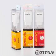 Sạc nhanh Titan (kèm cáp Android) (T-SA05)