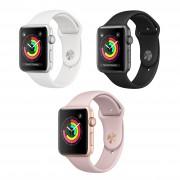 Apple watch series 3 38mm new 100%