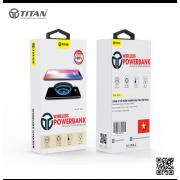 Pin dự phòng không dây 10000mAh TITAN-WL01