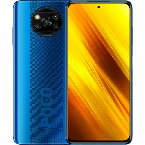 Điện thoại Xiaomi POCO X3 NFC CHÍNH HÃNG R6/64GB